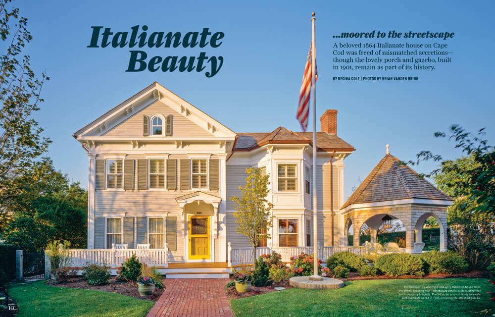 Italianate Beauty by Megan Hillman