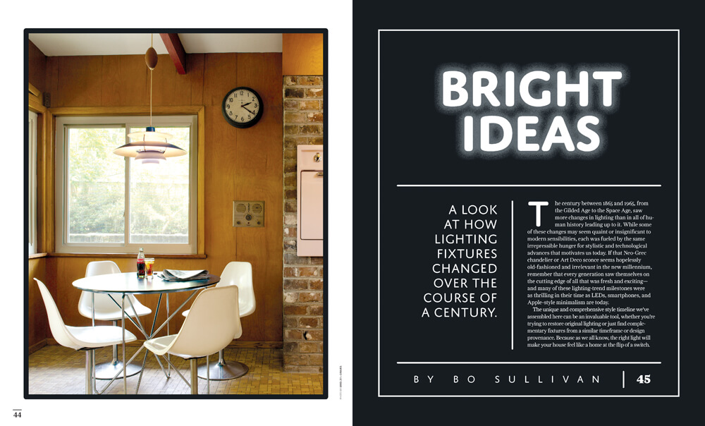 Bright Ideas by Megan Hillman