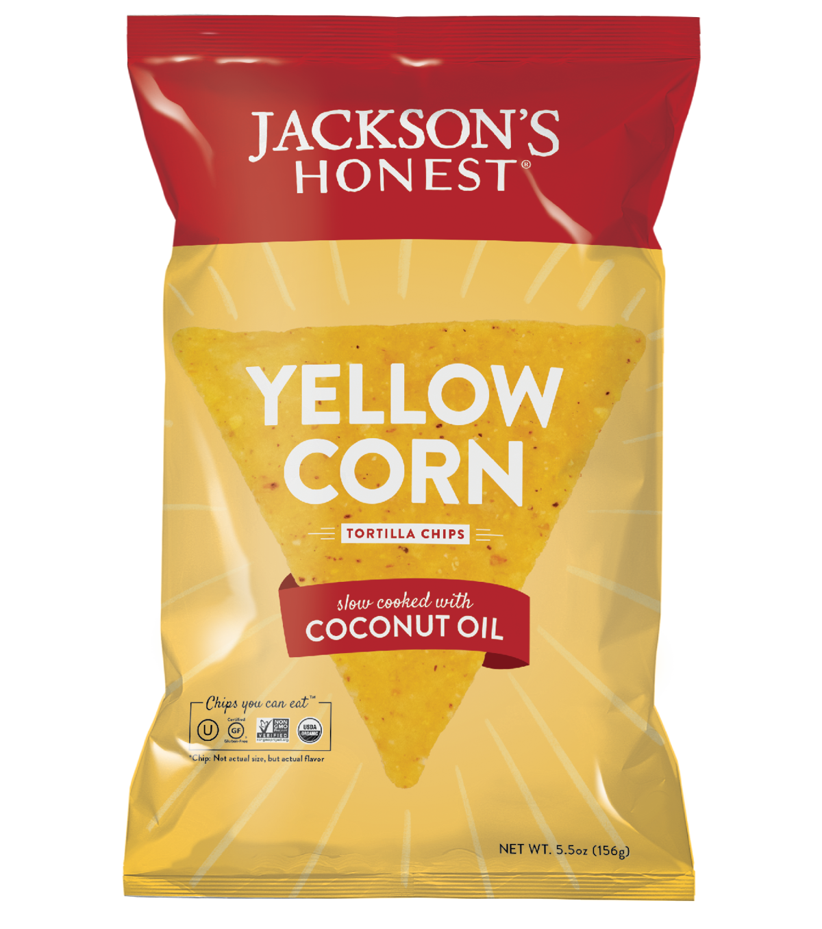 Jackson's Honest Packaging by Megan Hillman
