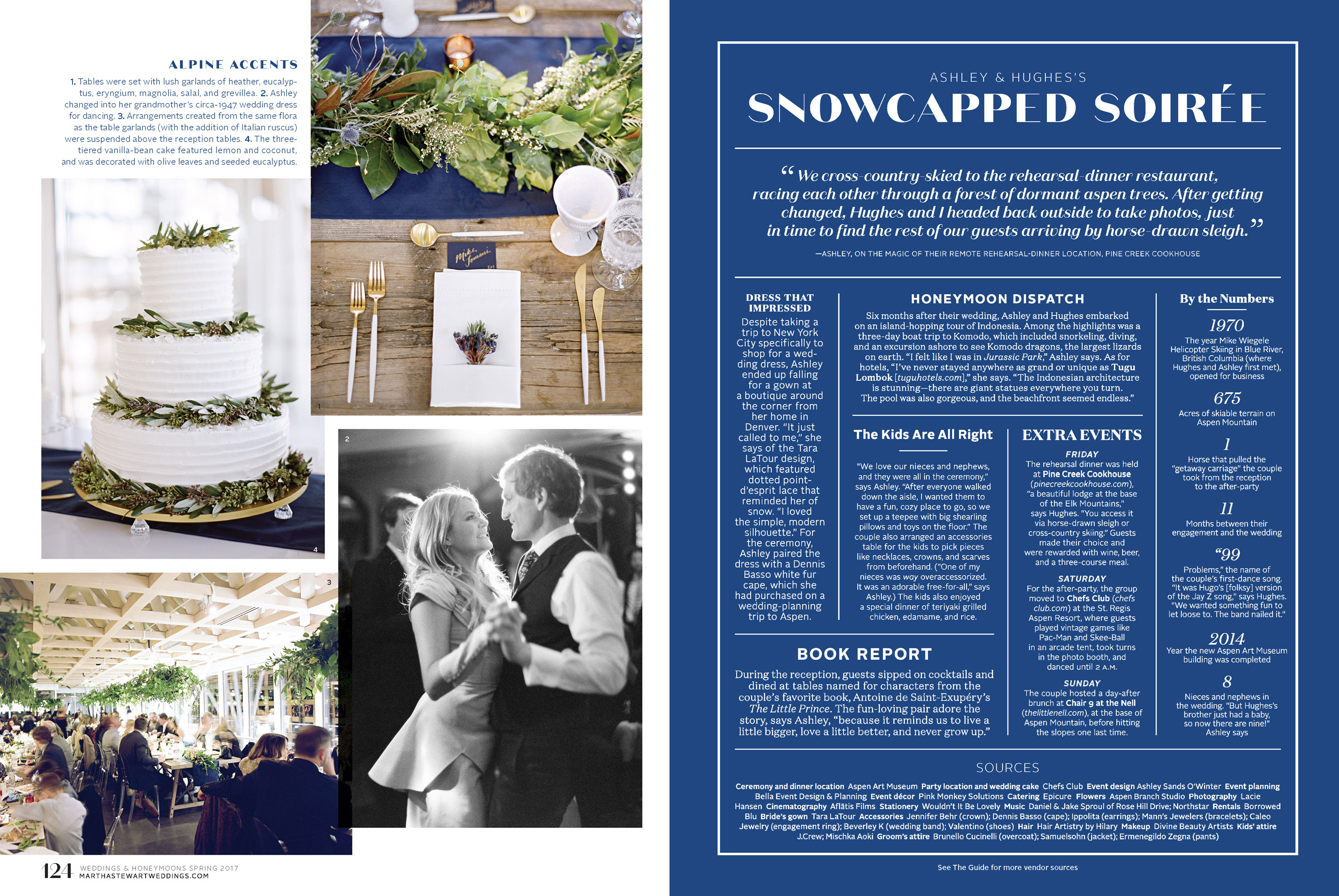 A Wedding Wonderland by Megan Hillman