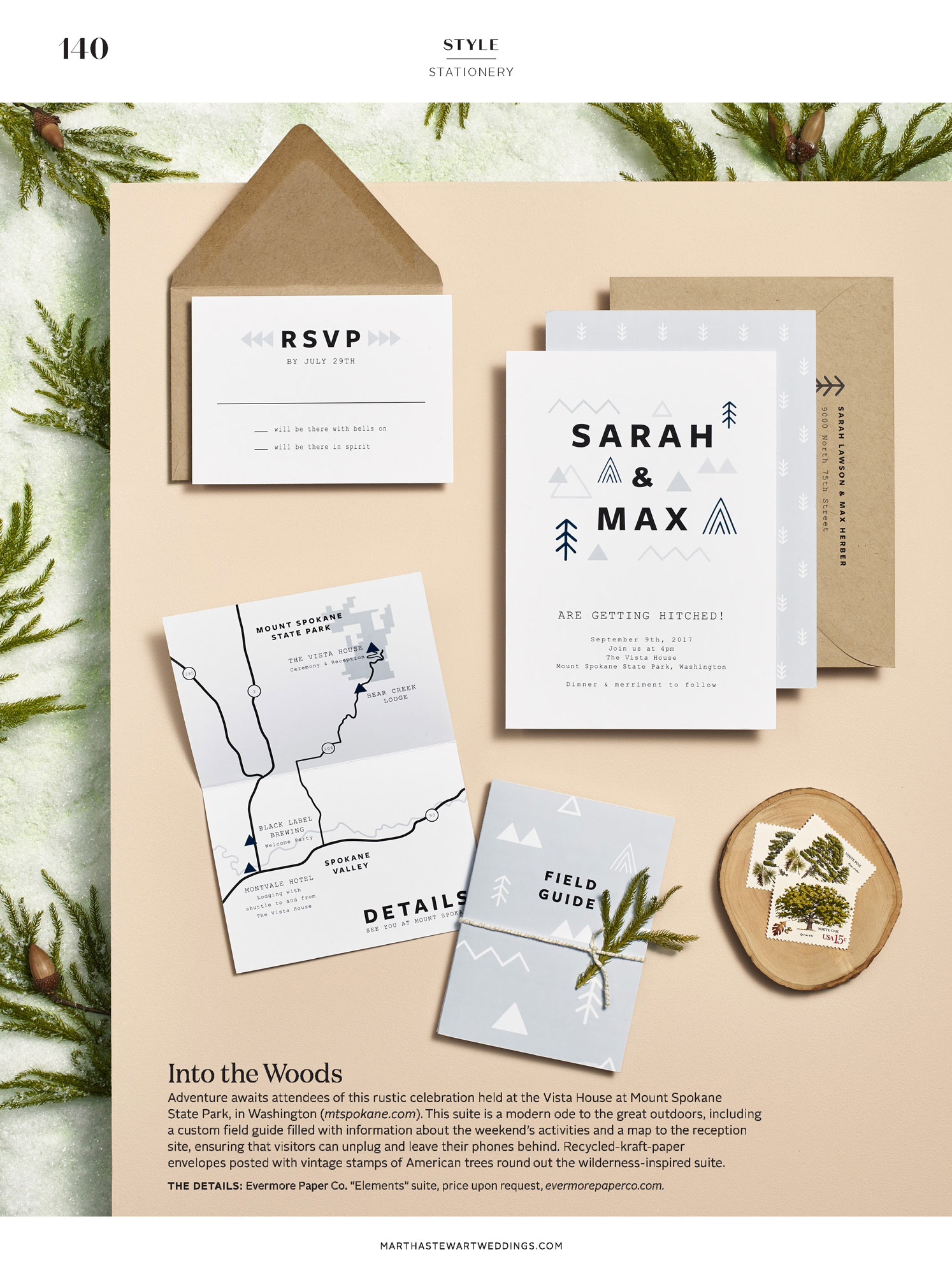 Destination Design by Megan Hillman
